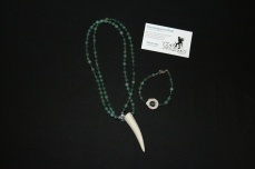 Tine Design antler jewelry by Mindi