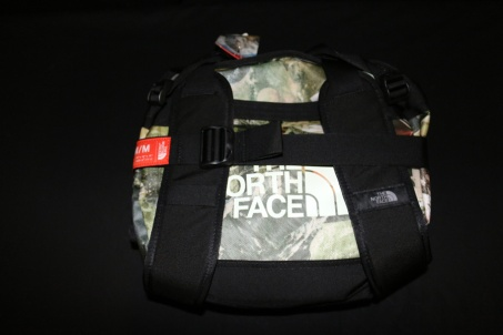 North Face duffel bag by Pine Needle