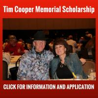 Tim Cooper Memorial Scholarship