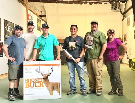 Men's Pro Division - Four Corners SCI 3D Archery Shoot 2018