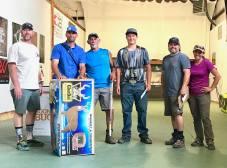Men's Traditional Division - Four Corners SCI 3D Archery Shoot 2018